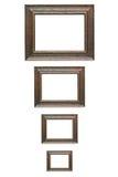 древесина рамки Стоковые Фотографии RF