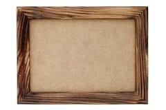 древесина рамки Стоковое Изображение RF