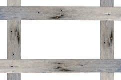 древесина рамки Стоковое Изображение