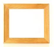 древесина рамки Стоковые Изображения