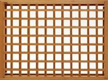 древесина решетки рамки стоковое изображение rf