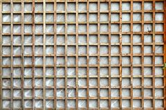 древесина решетки Стоковое фото RF