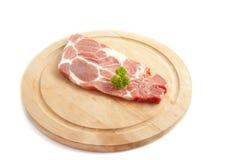 древесина свинины Стоковое Изображение