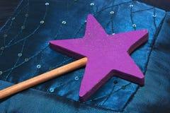 Древесина сделала волшебную палочку Стоковая Фотография RF