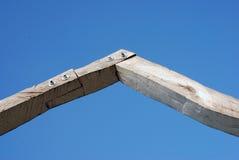 древесина скульптуры Стоковые Изображения
