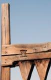древесина скульптуры Стоковые Изображения RF