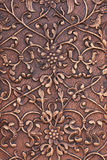 древесина скульптуры Стоковое Фото