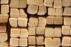 древесина стога Стоковое Изображение RF