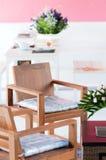 древесина стула 2 Стоковое фото RF