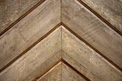древесина текстуры двери старая Стоковое Изображение