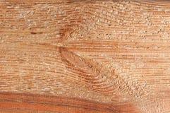 древесина текстуры лиственницы доски коричневая свежая Стоковые Изображения RF