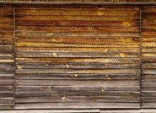 древесина текстуры планки Стоковая Фотография
