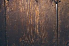 древесина текстуры предпосылки старая деревянное двери старое Стоковое Изображение