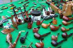 Древесина трубы Стоковая Фотография
