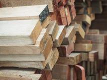Древесина, фабрика, конструкция стоковое изображение
