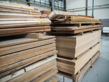 Древесина, фабрика, конструкция стоковые фото