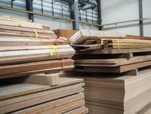 Древесина, фабрика, конструкция стоковые изображения rf