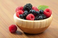 древесина шара ягод свежая стоковые фото