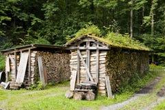 древесина штока Стоковые Изображения RF