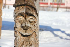Древесина эльфа Стоковое фото RF