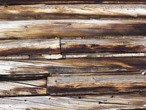 древесина siding Стоковое Фото