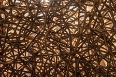Древесина weave текстуры Стоковые Фото