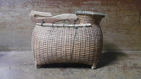 древесина weave Стоковое фото RF