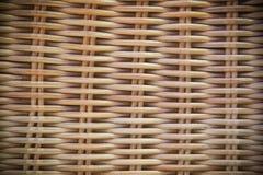 древесина wicker картины Стоковые Фото