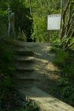 древесины входа bradfield gedding Стоковое Фото