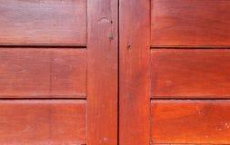 Древесины окна Стоковые Фото