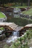 древесины потока Стоковые Изображения RF