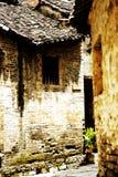 Древний город Huangyao в фарфоре Стоковая Фотография