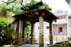Древний город Huangyao в фарфоре Стоковая Фотография RF
