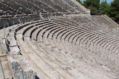 Древний город Mycenae на полуострове Пелопоннесе Греция 06 19 2014 Ландшафт руин architectu древнегреческия Стоковые Изображения