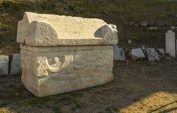 Древний город агоры Izmir Стоковые Изображения
