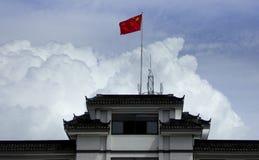 Древний город здания Xitang Стоковые Фотографии RF