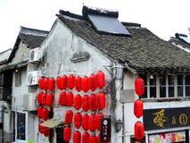 Древний город здания Xitang Стоковое Изображение RF