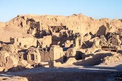 Древний город Bam стоковые фотографии rf