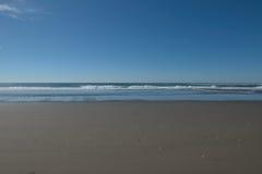 Древний пляж в северной калифорния Стоковое Изображение RF
