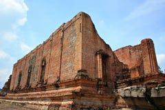 Древний храм архитектура прошлой славы Стоковая Фотография