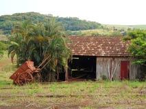 Древность фермы стоковые фотографии rf