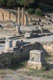 Древность Kamiros Стоковое Изображение