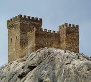 Древняя крепость Стоковая Фотография RF