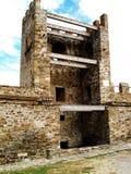 Древняя крепость Стоковое фото RF