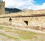 Древняя крепость Стоковая Фотография