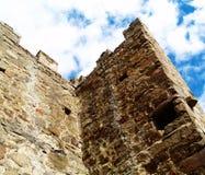 Древняя крепость Стоковое Изображение