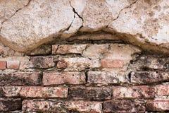 Древняя стена на историческом месте Стоковое фото RF