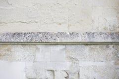 Древняя стена - текстура Стоковые Фотографии RF