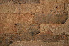 Древняя стена Стоковые Изображения RF