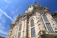 Дрезден, Германия стоковая фотография rf